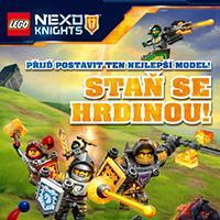 LEGO® NEXO KNIGHTS™ v OC Letňany