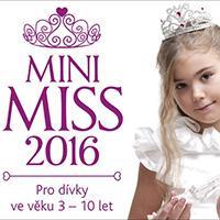 Staňte se Mini MISS pro rok 2016