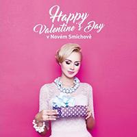 Happy Valentine's Day v Novém Smíchově