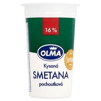 Olma Kysaná smetana pochoutková