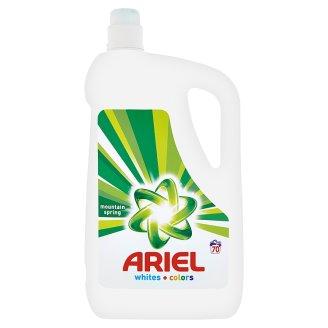 Ariel gel na praní, vybrané druhy