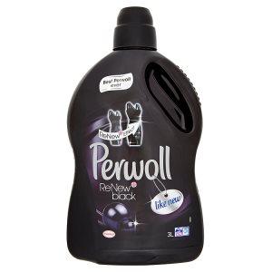 Perwoll ReNew+ Black speciální prací prostředek 3l