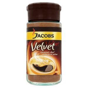 Jacobs Velvet rozpustná 100% káva 200g