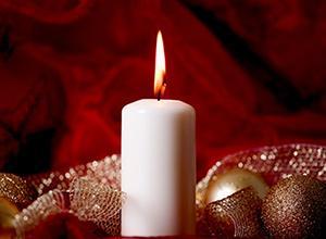 TEST DNES: Test vánočních svíček