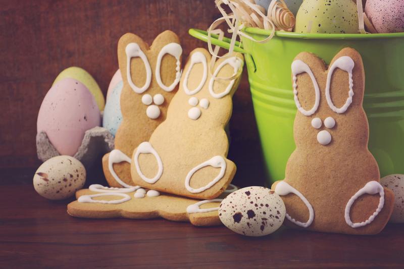 Recept na velikonoční perníčky
