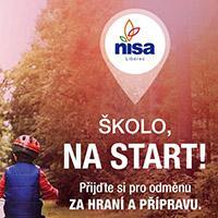 Sportovní den v OC Nisa Liberec