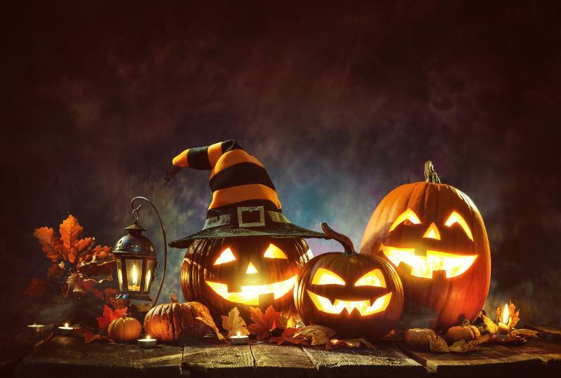 Strašidelné kostýmy i dýně. Jak se připravit na Halloween?
