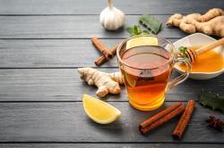 Příprava domácího čaje