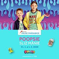 Hrátky s Poopsie Slime Surprise slizem v OC Palác Pardubice
