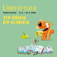 Knižní festival Literartura 2020 v OC DBK