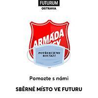 OC Futurum Ostrava pomáhá Armádě spásy
