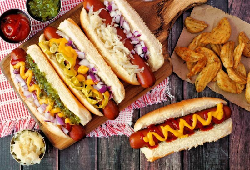 Vytvořte si doma pravou americkou atmosféru s pořádným HOT DOGEM!
