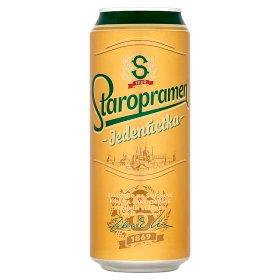 Staropramen Jedenáctka pivo ležák světlý 0,5l (plech)