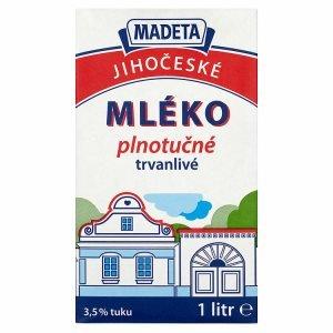 Jihočeské trvanlivé mléko