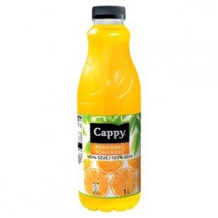 Cappy džus a nektar 1l plast, vybrané druhy