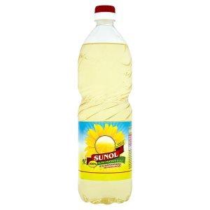 Sunol 100% slunečnicový olej 1l