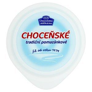 Choceňská Mlékárna Choceňské tradiční pomazánkové neochucené 200g