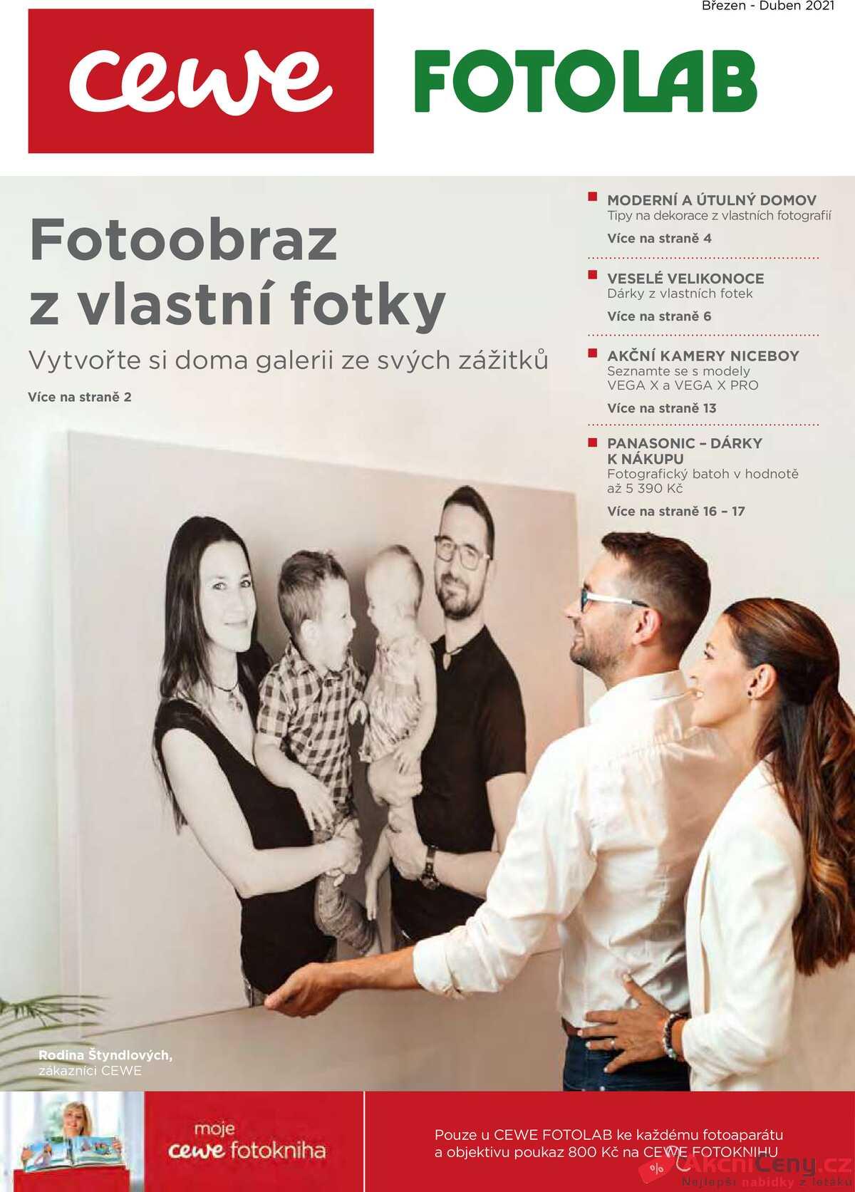 Leták Fotolab strana 1/15