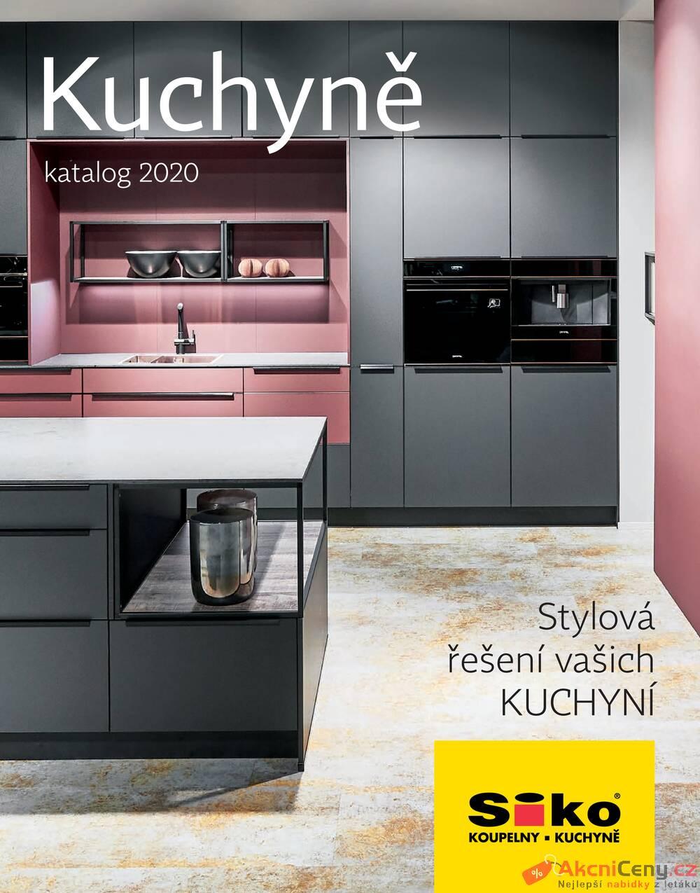 Leták Siko koupelny - Siko Kuchyně do 31.12. - strana 1