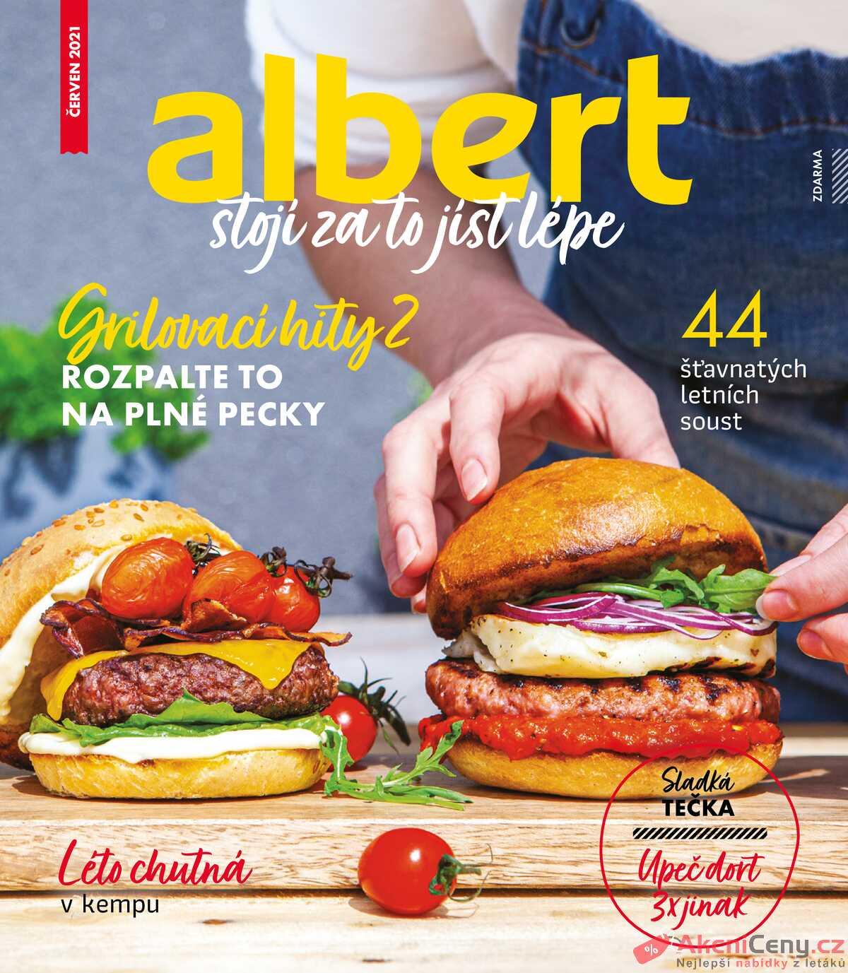 Leták Albert Supermarket strana 1/76