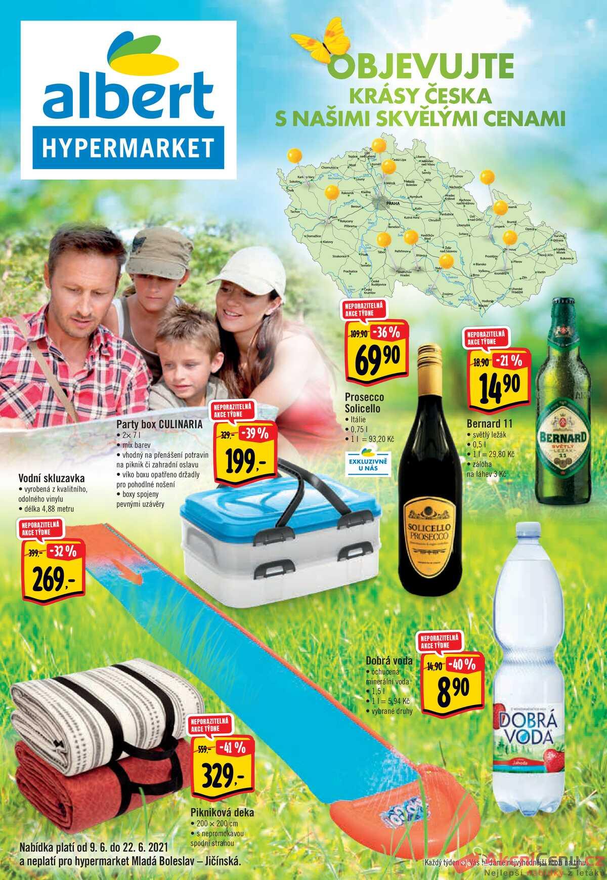 Leták Albert Hypermarket strana 1/20