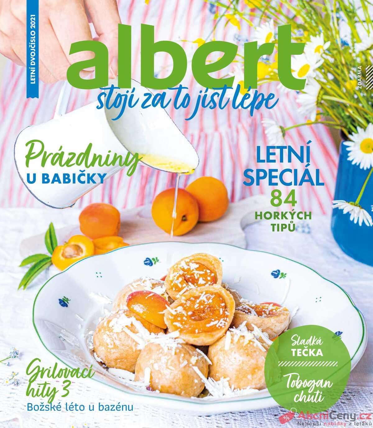 Leták Albert Supermarket strana 1/116