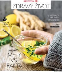 Leták Rossmann Magazín 13.10. - 31.12.
