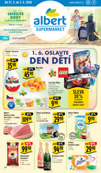 Leták Albert Supermarket CITY od 27.5. do 2.6.2020