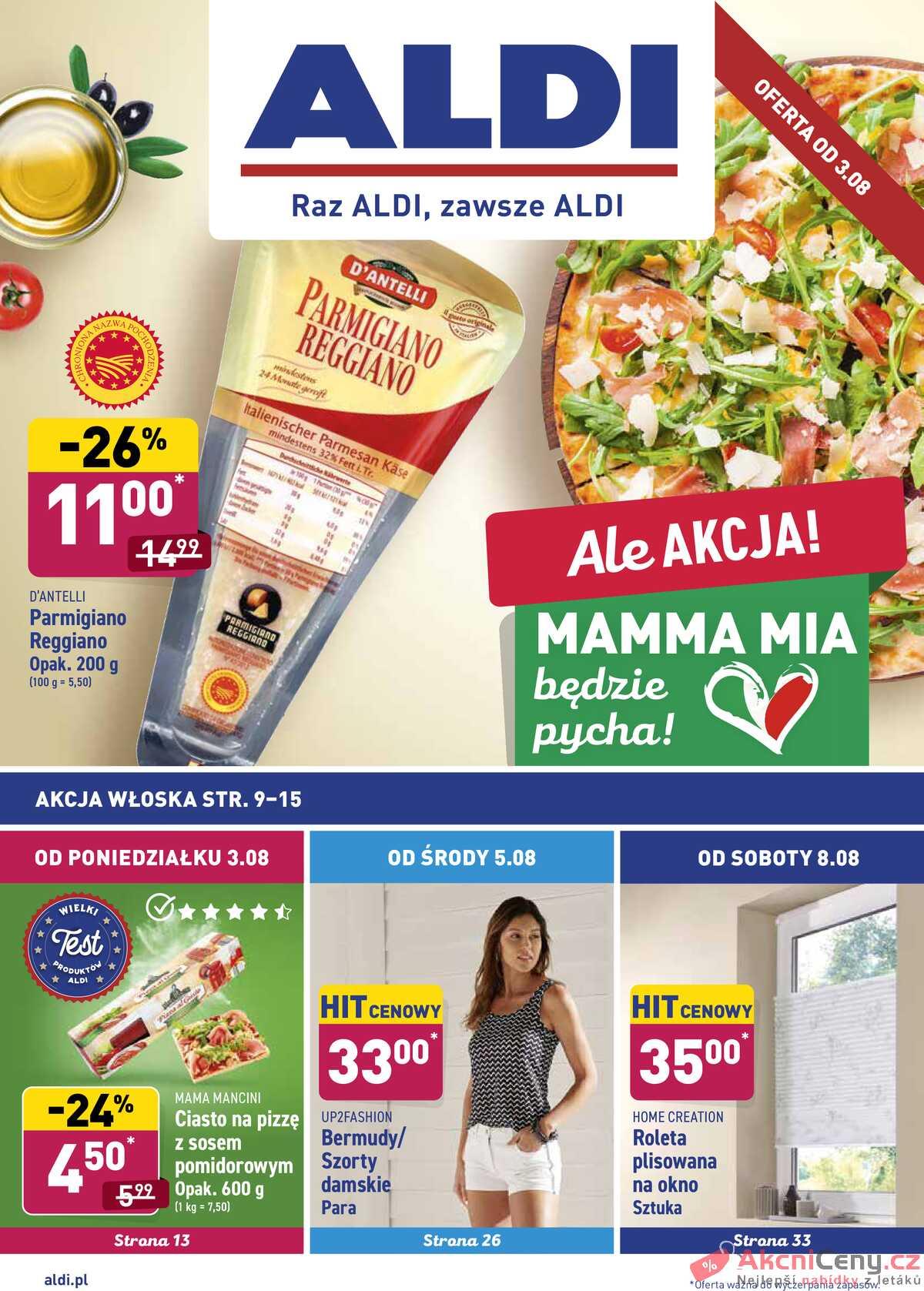 Leták Aldi Polska strana 1/36