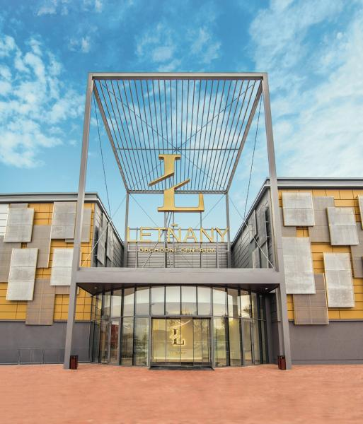 Obchodní Centrum Letňany -