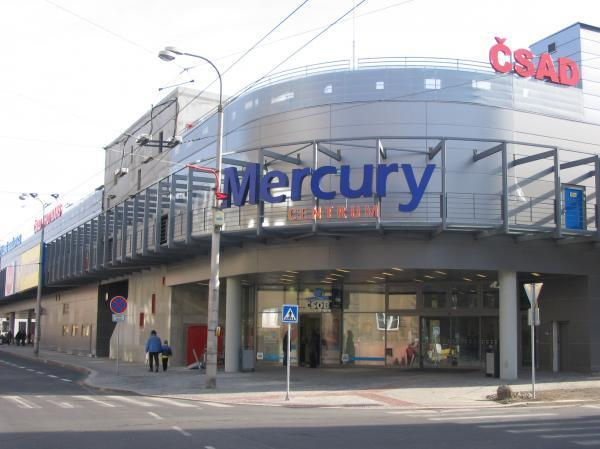 Mercury Centrum -