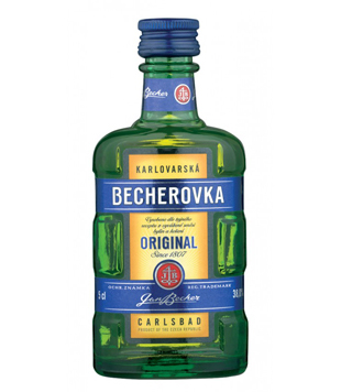 Karlovarská Becherovka v akci