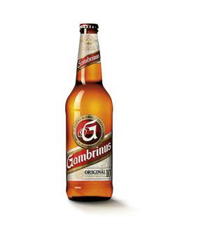 Gambrinus 10° Originál, světlé výčepní pivo 0,5l