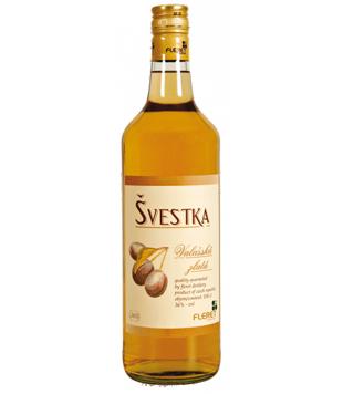 pálenka Fleret - Valašská Švestka bílá (36 %)