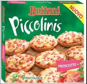 pizza Buitoni Piccolinis
