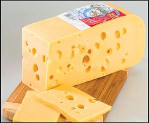 císařský sýr (45 % t.v.s.)