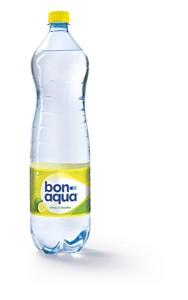Bonaqua pramenitá voda 1,5l, ochucená, různé druhy
