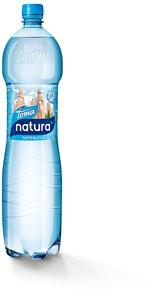 Toma Natura pramenitá voda 1,5l, vybrané druhy