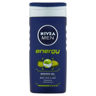 Nivea Men sprchový gel, vybrané druhy
