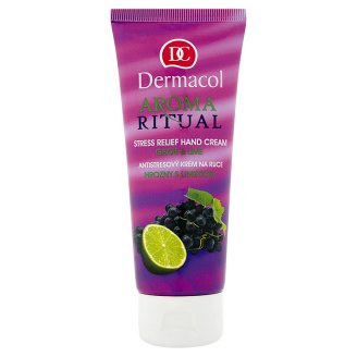 Dermacol Aroma Ritual krém na ruce, vybrané druhy