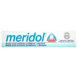 Meridol Zubní pasta, vybrané druhy
