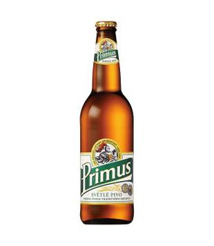 Primus, stolní světlé pivo