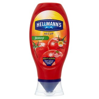 Kečup Hellmann´s 450g, vybrané druhy