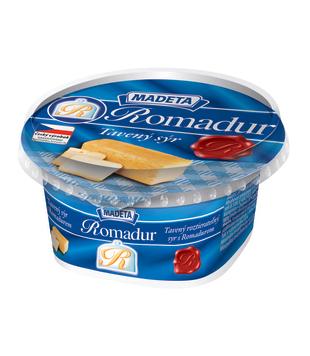 tavený sýr Romadur 50%