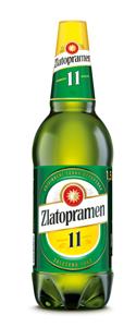 Zlatopramen 11°, světlé výčepní pivo 1,5l (PET)