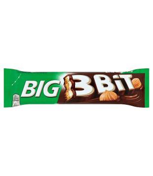 3Bit Big mléčná sušenka s čokoládou