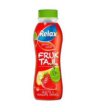 Relax Fruktajl ovocný nápoj 250ml, různé druhy