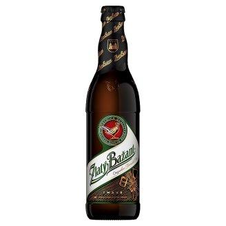 Zlatý bažant, tmavé pivo