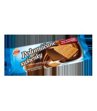 Sedita polomáčené sušenky 100g, různé druhy