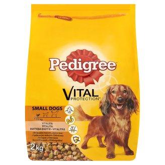 Pedigree granule pro psy 2kg, vybrané druhy